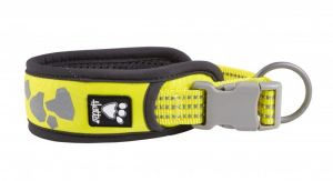 Hurtta obroża WEEKEND WARRIOR Neon Lemon