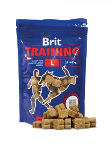 BRIT smaczki Training LARGE 200g