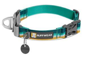RUFFWEAR Web Reaction™ obroża zaciskowa Seafoam