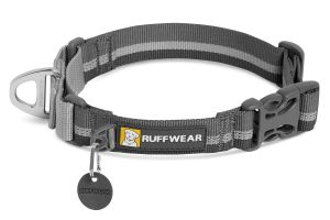 RUFFWEAR Web Reaction™ obroża zaciskowa Granite Grey