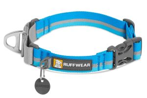RUFFWEAR Web Reaction™ obroża zaciskowa Blue Dusk