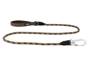 Dog Copenhagen linkowa smycz Urban Rope - Mocca