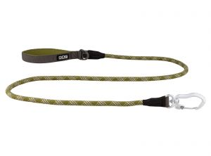 Dog Copenhagen linkowa smycz Urban Rope - Hunting Green