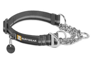 Ruffwear Chain Reaction ™ obroża zaciskowaTwilight Grey (szara)