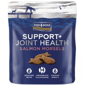 Fish4Dogs suplement diety Salmon Morsels stawy 255g