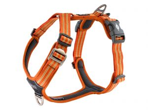 Comfort Walk Air™  szelki (M/L/XL) Orange Sun ( pomarańcz ) Dog Copenhagen