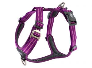 Comfort Walk Air™  szelki (M/L/XL) Purple Passion ( fiolet ) Dog Copenhagen