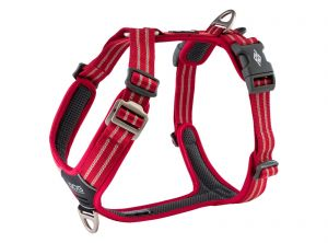 Comfort Walk Air™  szelki (M/L/XL) Classic Red ( czerwone ) Dog Copenhagen