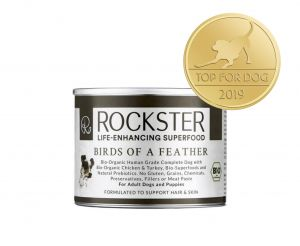 Rockster Birds of a feather - BIO kurczak i indyk 195 g