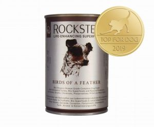Rockster Birds of a feather - BIO kurczak i indyk 400g