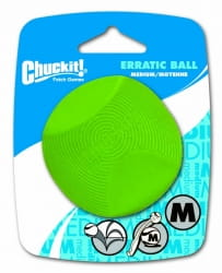 Chuckit! piłka Erratic Ball Medium (średnica 65mm)