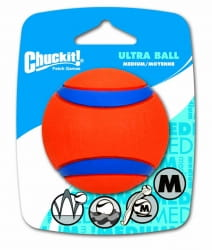 Chuckit! piłka Ultra Ball Medium (średnica 65mm)