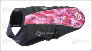 EzyDog Element Jacket XXS - Pink Camo