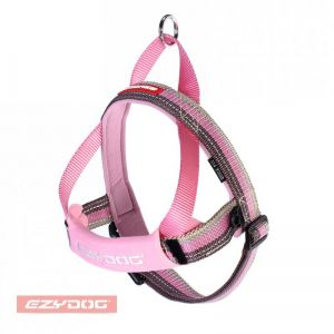 EzyDog szelki Quick Fit Large - candy